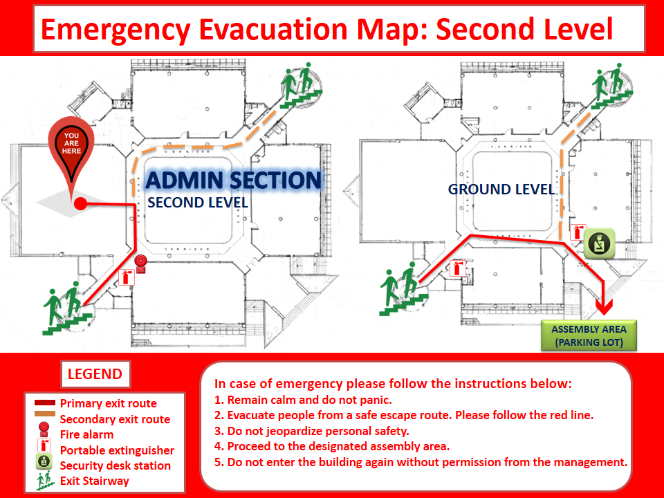 FIRE_EXIT_MAP-ADMIN_SECTION