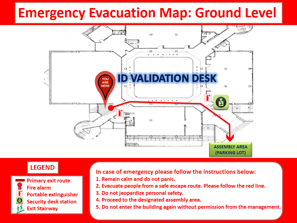 FIRE_EXIT_MAP-ID_VALIDATION_DESK