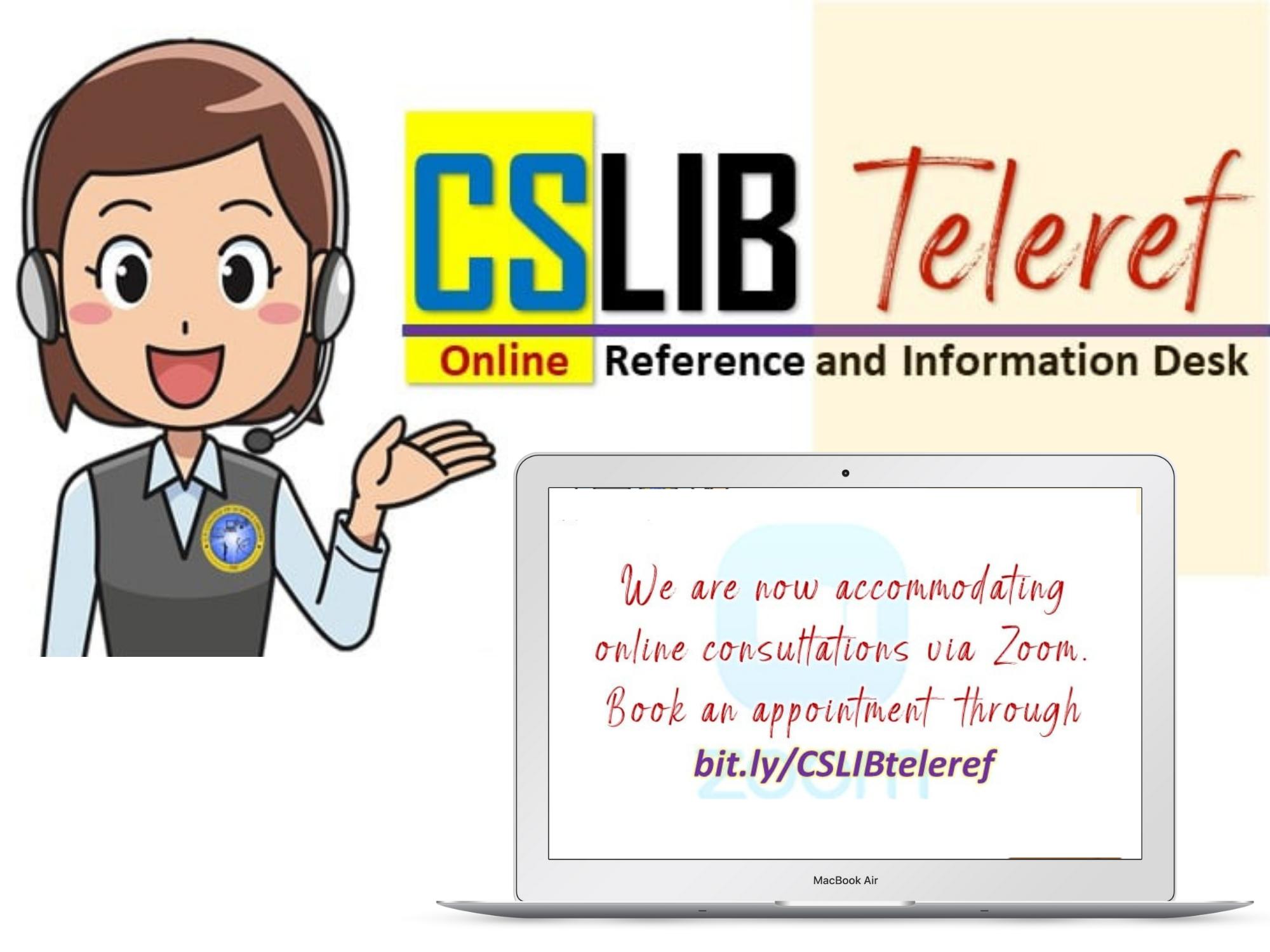 CSLIB TeleRef
