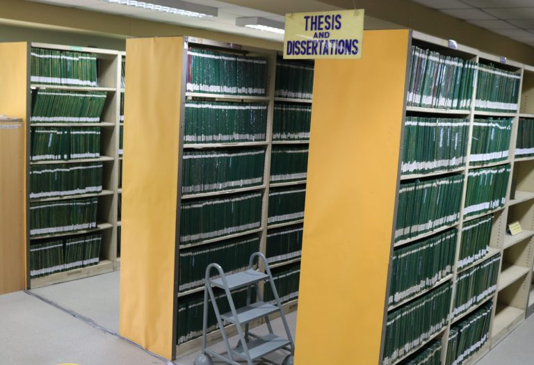 Theses and Dissertations-2nd level
